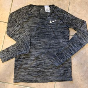 NIKE Dri-Fit long sleeved base layer size Medium